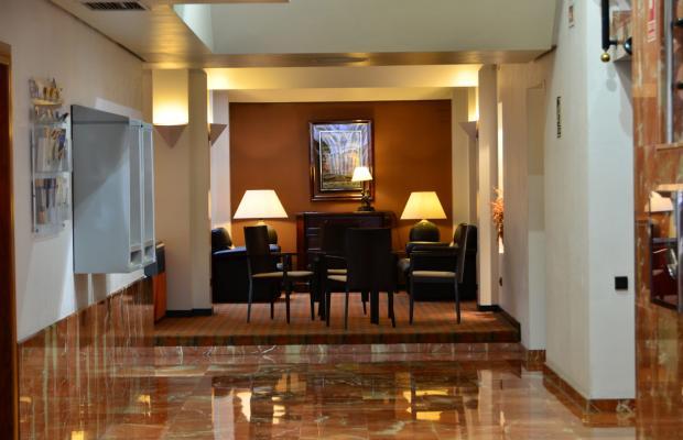 фотографии Hotel Ciudad De Logrono изображение №4