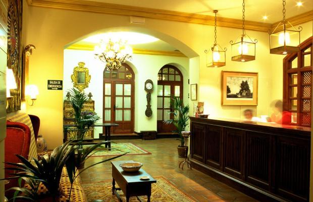 фотографии отеля Parador de Calahorra изображение №7
