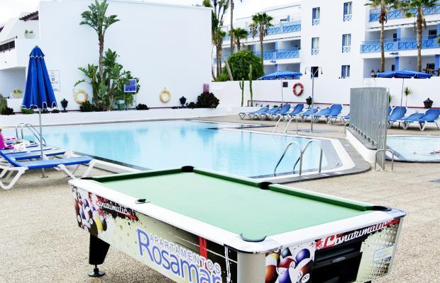 фотографии отеля Rosamar Apartments изображение №3