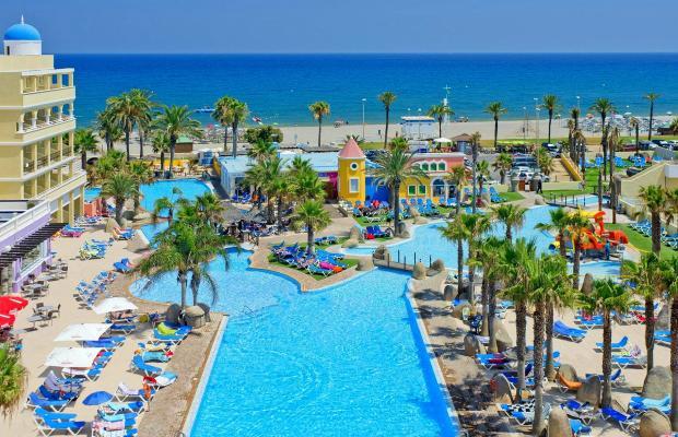 фото отеля Hotel Mediterraneo Park изображение №1