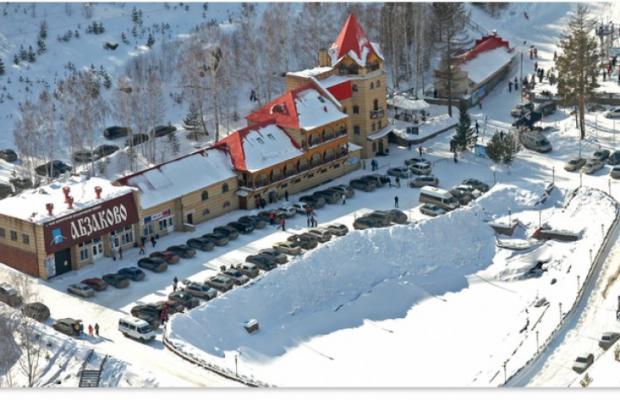 фотографии отеля Абзаково (Abzakovo) изображение №11