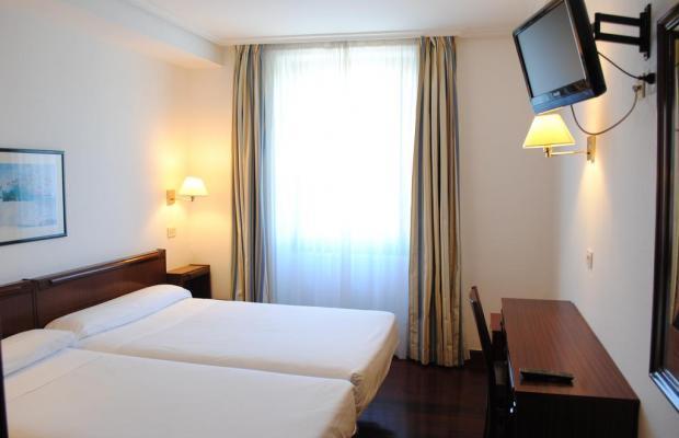 фотографии отеля Hotel Zarauz изображение №27