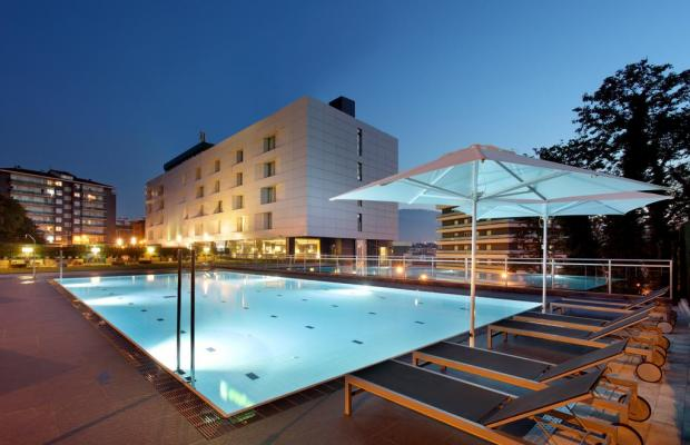 фотографии отеля Occidental Bilbao (ex. Holiday Inn Bilbao; Barcelo Avenida) изображение №39