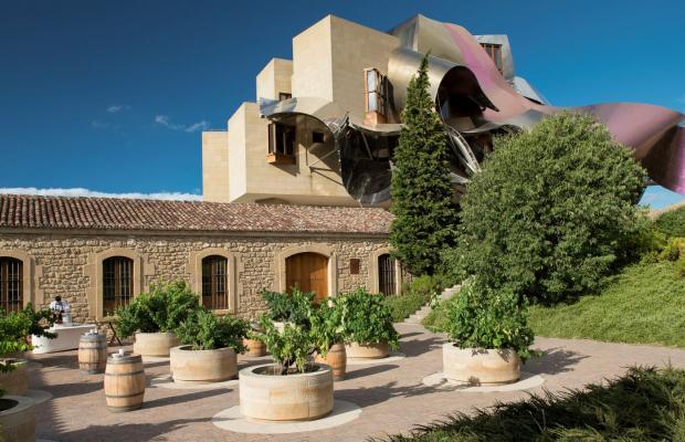 фото отеля Marquеs de Riscal, a Luxury Collection  изображение №45