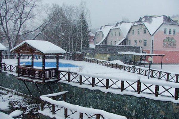 фото отеля Эдельвейс (Edelvejs) (ex. Марьино) изображение №1
