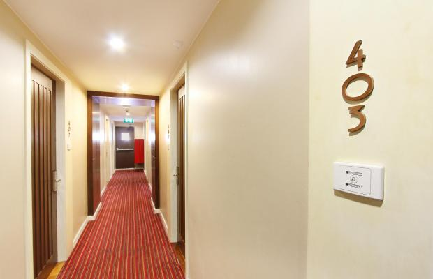 фото отеля D Varee Diva Bally Silom (ex. Bally's Studio Suite Silom) изображение №25