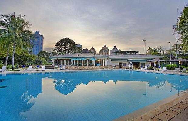 фото отеля Hotel Borobudur Jakarta изображение №5