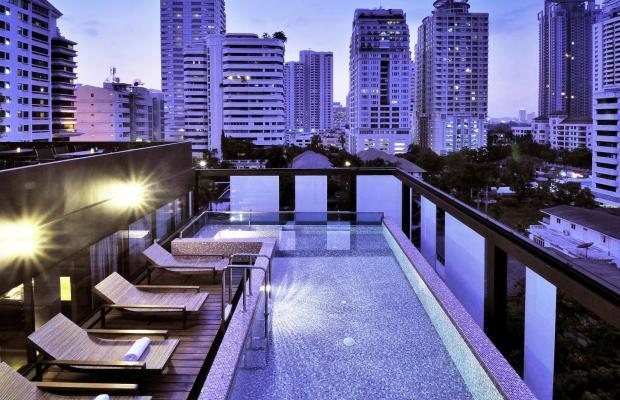 фото отеля Aspira Hiptique Sukhumvit 13 (ex. Bangkok Hiptique Residence; I Galleria Sukhumvit 13; D Varee Diva Hiptique) изображение №21