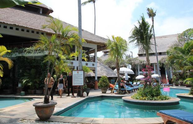 фотографии Sativa Sanur Cottage Bali изображение №8