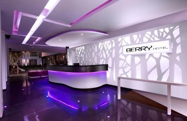 фото отеля Berry Hotel изображение №21