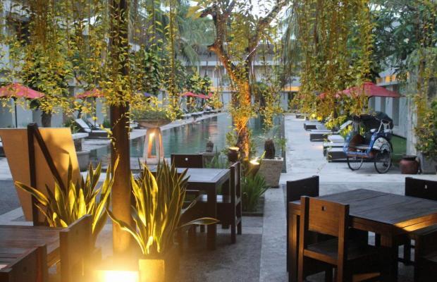 фотографии отеля The Oasis Kuta изображение №27