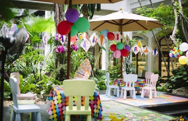 фото отеля Anantara Siam Bangkok Hotel (ex. Four Seasons Hotel Bangkok; Regent Bangkok) изображение №49