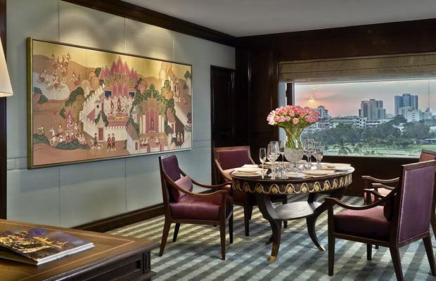 фото отеля Anantara Siam Bangkok Hotel (ex. Four Seasons Hotel Bangkok; Regent Bangkok) изображение №17