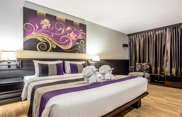 фотографии отеля Nouvo City Hotel изображение №35