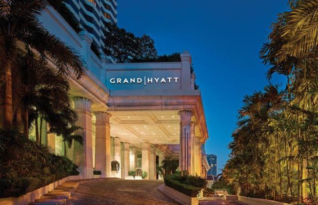 фотографии отеля Grand Hyatt Erawan изображение №31