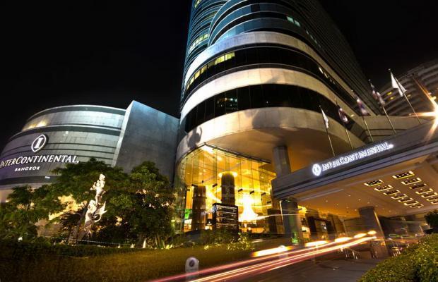 фотографии отеля InterContinental Bangkok изображение №19