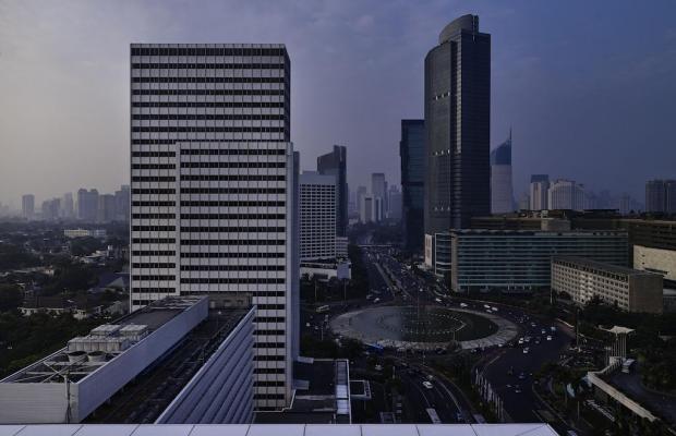 фото Pullman Jakarta Indonesia (ex. Nikko Jakarta) изображение №30