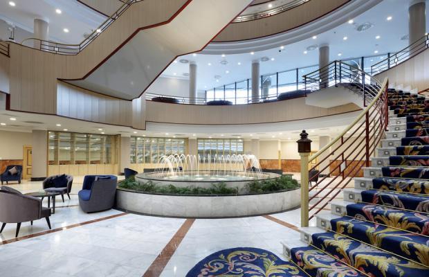фотографии отеля Eurostars Madrid Foro (ex. Foxa Tres Cantos Suites & Resort) изображение №43