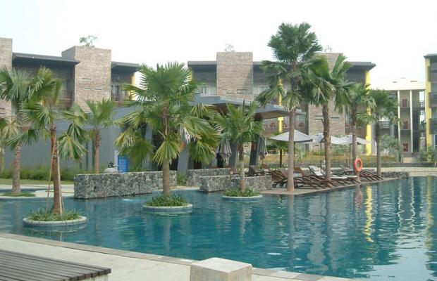 фото Novotel Palembang Hotel & Residence изображение №2