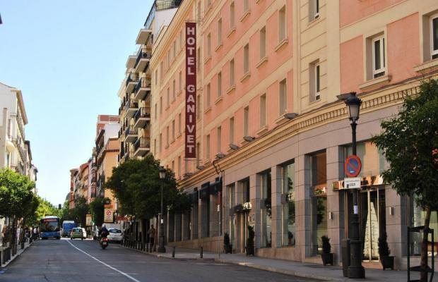 фотографии отеля Ganivet изображение №11