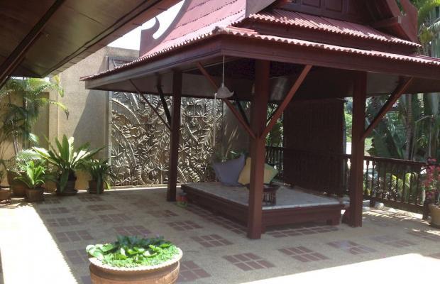 фотографии отеля Ban Kaew Villas изображение №23