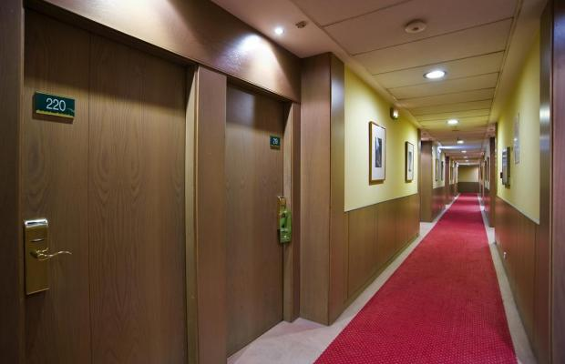 фото отеля Hotel Urdanibia Park изображение №33