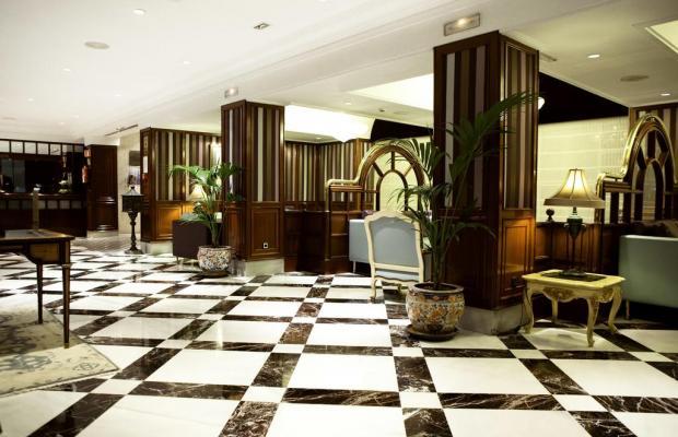 фотографии Sercotel Gran Hotel Conde Duque изображение №20