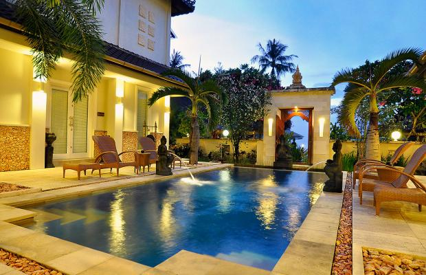 фото отеля Puri Mas Beach Resort изображение №5