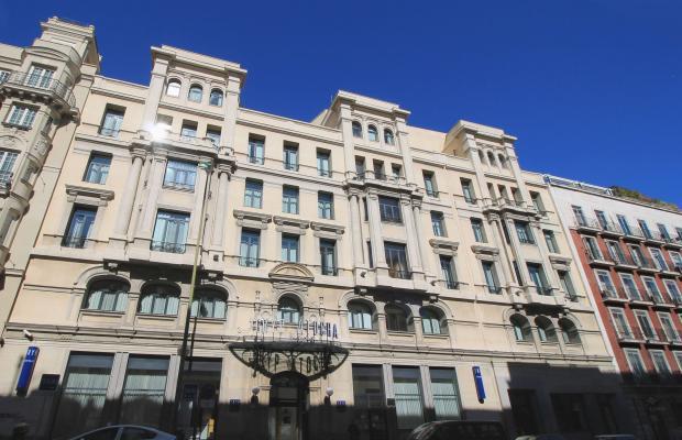 фотографии отеля Tryp Atocha изображение №7
