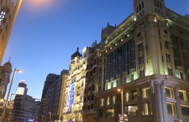 фото Tryp Madrid Cibeles изображение №6