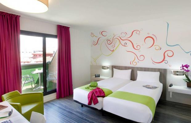 фотографии отеля Ibis Styles Madrid Prado Hotel (ex. El Prado) изображение №7