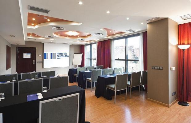 фотографии отеля Hotel Via Castellana (ex. Abba Castilla Plaza) изображение №23