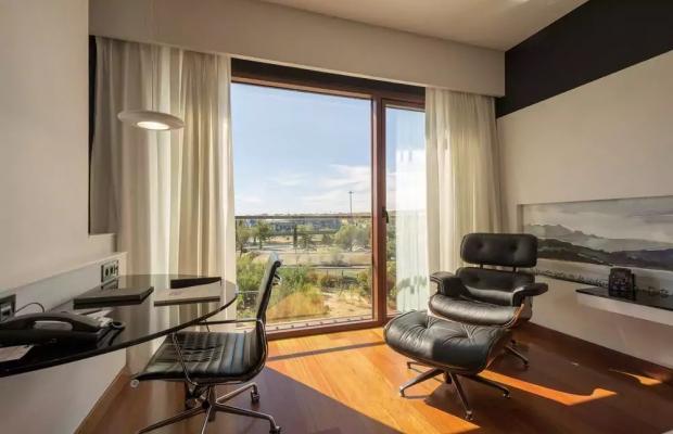 фотографии отеля Hilton Madrid Airport изображение №91