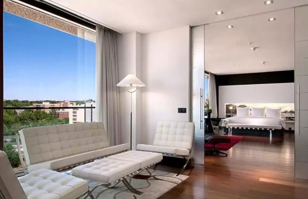 фотографии Hilton Madrid Airport изображение №80