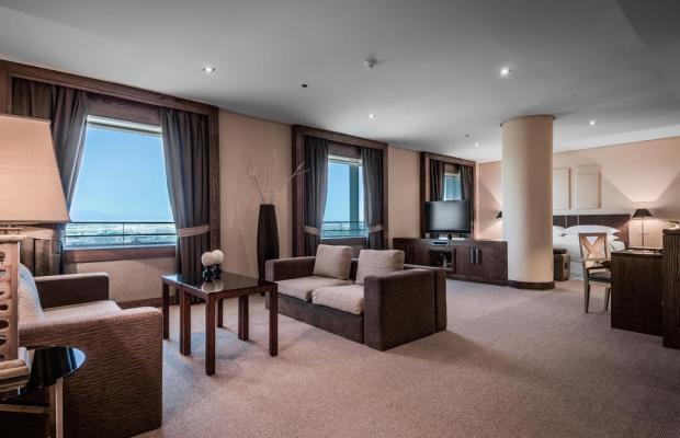 фото Eurostars Suites Mirasierra (ex. Sheraton Madrid Mirasierra Hotel & Spa) изображение №50