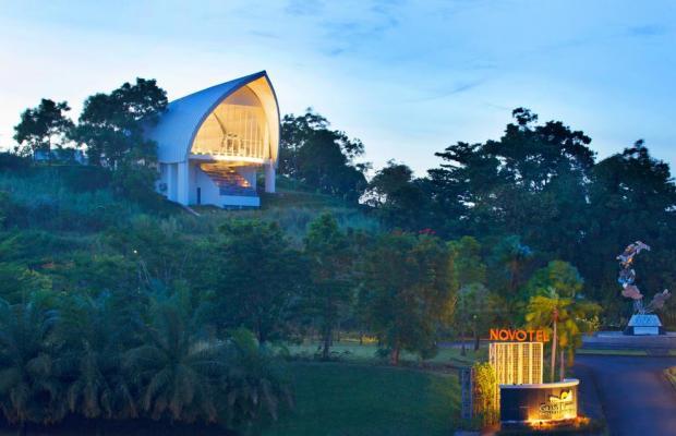 фото Novotel Manado Golf Resort & Convention Center изображение №14