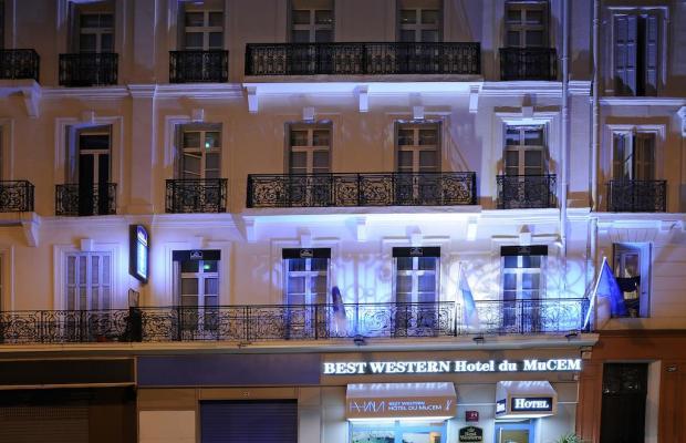 фото Best Western Hotel du Mucem изображение №22