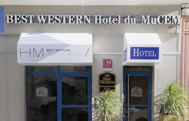 фотографии Best Western Hotel du Mucem изображение №16