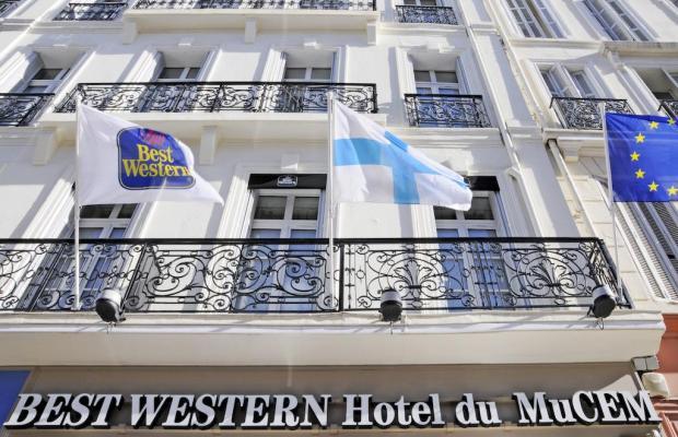 фото отеля Best Western Hotel du Mucem изображение №13