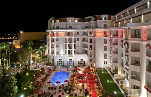 фотографии отеля Hôtel Barrière Le Majestic изображение №27