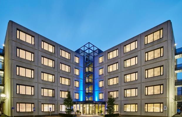 фото отеля Holiday Inn Express Amsterdam - Schiphol (ex. Holiday Inn Osdorp) изображение №13