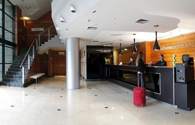 фото B&B Hotel Madrid Aeropuerto T4 (ex. Hotel Sidorme Madrid Aeropuerto T4; Arturo Norte) изображение №30