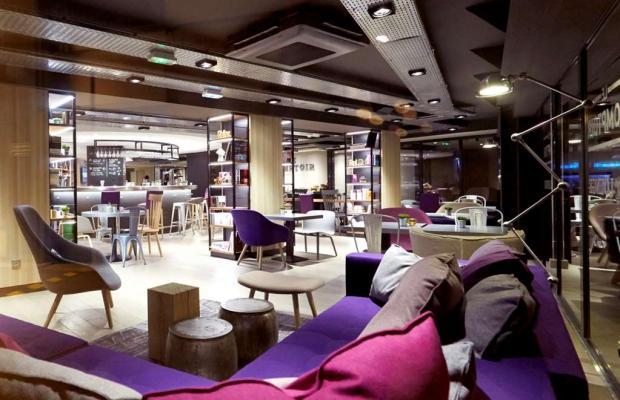 фотографии отеля Campanile Nancy Centre Gare изображение №15