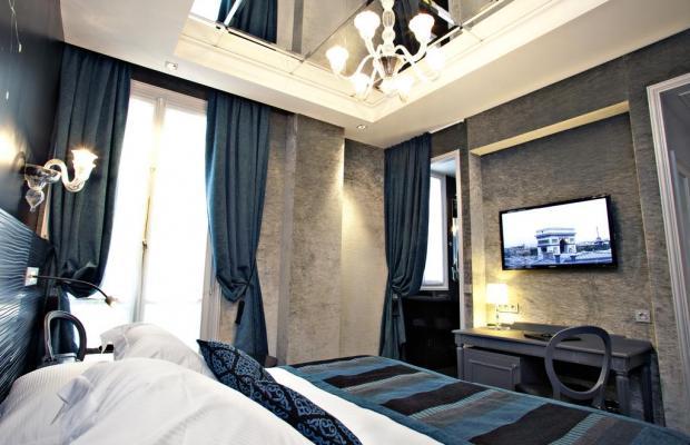 фотографии отеля Maison Albar Hotel Paris Champs-Elysees (ex. Maison Albar Champs-Elysees Mac Mahon) изображение №35