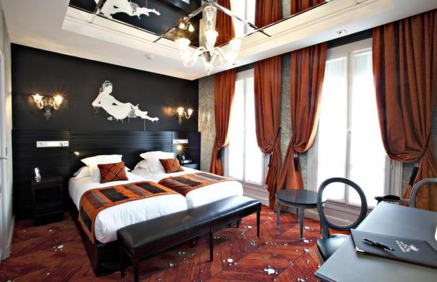 фотографии Maison Albar Hotel Paris Champs-Elysees (ex. Maison Albar Champs-Elysees Mac Mahon) изображение №28