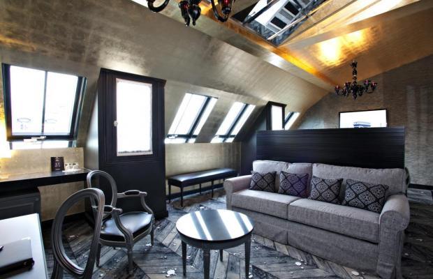 фотографии отеля Maison Albar Hotel Paris Champs-Elysees (ex. Maison Albar Champs-Elysees Mac Mahon) изображение №23