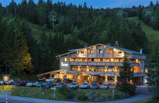 фотографии отеля Chalet Hotel Le Collet изображение №11