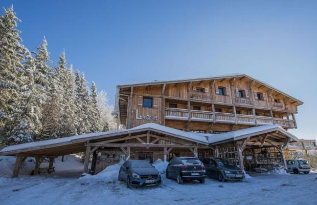 фото отеля Chalet Hotel Le Collet изображение №1