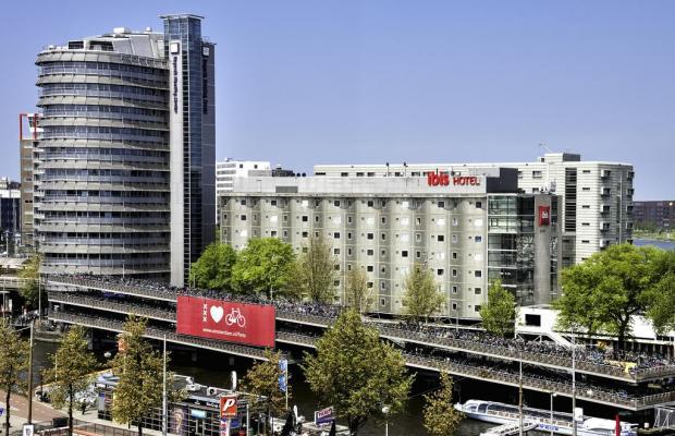 фотографии отеля Ibis Amsterdam Centre изображение №7