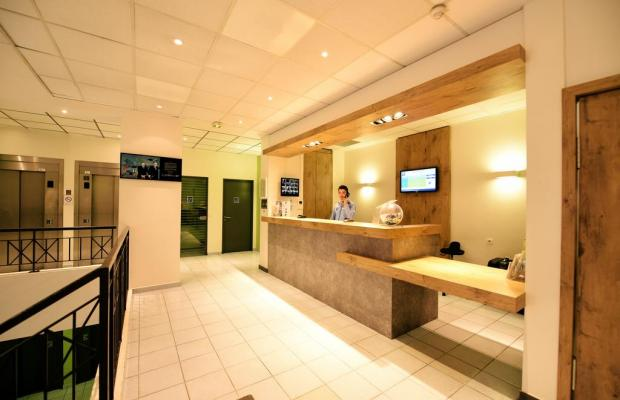 фото отеля ibis budget Nice Aeroport изображение №9